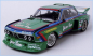 Decal BMW 3.5 CSL Goesser-1976-#7 Ring 1976