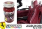 Ferrari Leather Colour Paints 60ml- Boredeaux