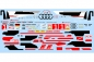 Decal Audi R18 Etron 2014 #1