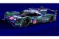 Decal Porsche 919 Hippie #17