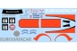 Decal McLaren MP4-12C Gulf #69