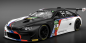 Decal BMW M6 GT3 ADAC GT Masters Schuberth #20