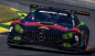 Decal Merc AMG GT3 Linkin Park Sun Energy Racing #75