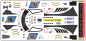 Decal SCG003 #705