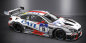 Decal BMW M6 GT3 24H Nürburgring Schubert Motorsport #19