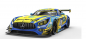 Decal Merc AMG GT3 BLACK FALCON  Nürburg Ring 2018 #5