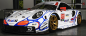 Decal Porsche 911 991 RSR IMSA #911 Petit LM Road Atlanta 2018
