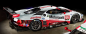 Decal Ford GT 2019 #66   Daytona