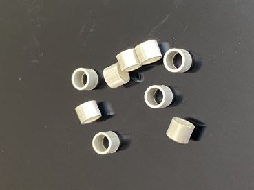 Ø3mm x 4mm Aluminum (Alu)  Spacers for axles / chassis