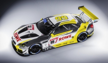 Decal BMW M6 GT3 #99 24h Nurburg Ring 2020 Rowe