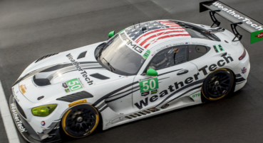 Decal Merc AMG GT3 Weathertech #50  SCALE 1/32
