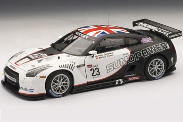 Decal Nissan GTR SumoPower Scale 1/32