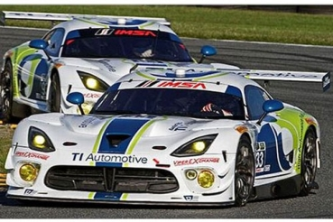 Decal Dodge Viper TI Automotive 2015 #33