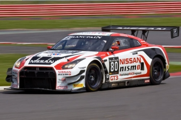 Decal Nissan GTR Nismo #80