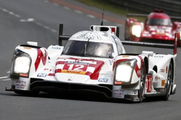 Decal Rebellion Le Mans 2015 #12