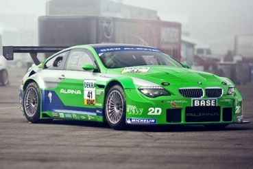 Decal BMW Alpina B6 GT3