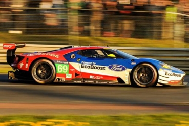 Decal Ford GT 2016 LM #69