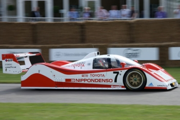 Decal Toyota TS010 #7