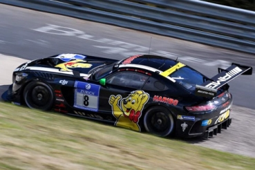 Decal Merc AMG GT3 Haribo #8