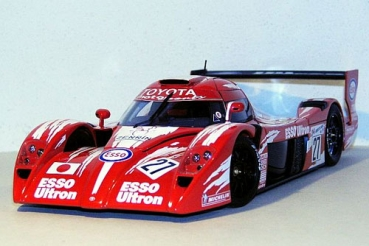 Decal Toyota TS020 GT One LM 98 #27