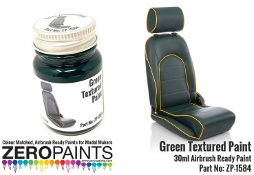Green Textured Paint - 30ml (Engines, Interiors etc)