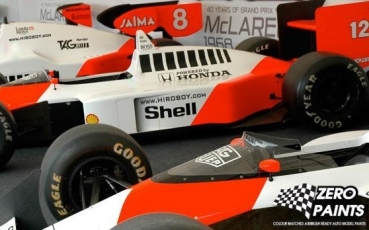 Mclaren MP4 Red Paint 60ml