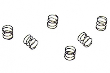 Chassis Suspension Soft Springs (6 pcs.)