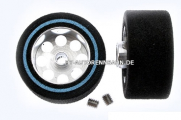 ScaleAuto Wheels HardComp Ø22,5x11mm f.Ø3mm Foam hard