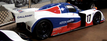 Decal Aston Martin 1 #17