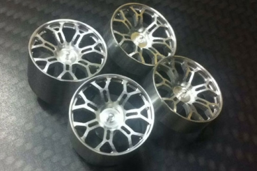 Set of rims Viper 21x13mm & 21x6mm
