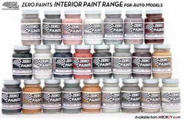 Beige 1 Interior Paints - 60ml