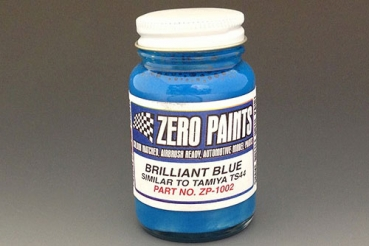 Brilliant Blue (similar Tamiya TS44 und Carlsonic) 60ml
