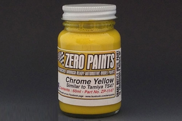 Chrome Yellow - Similar to TS47 60ml