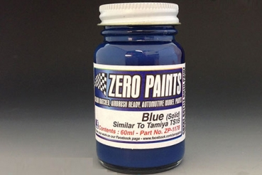 Blue Paint Similar to TS15 60ml