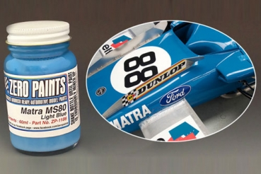Matra MS80 Light Blue Paint 60ml