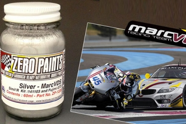 Marc VDS Racing Silver (Ford GT) 60ml