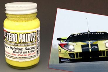 Belgium Racing Yellow (Ford GT) 60ml
