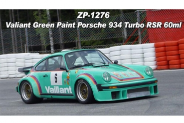 Valiant Green Paint Porsche 934 Turbo RSR 60ml