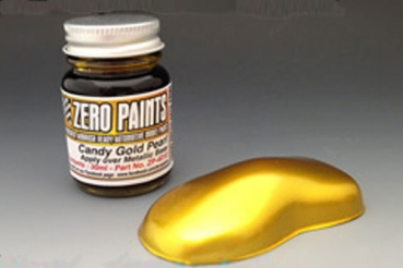 Candy Gold Pearl Paint 30ml