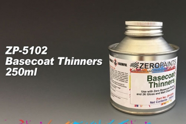 Basecoat Thinners