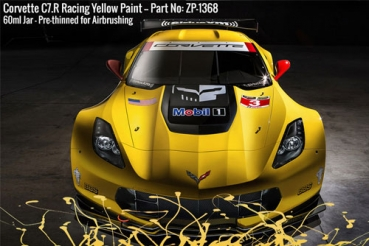 Corvette C7.R Racing Yellow Paint 60ml