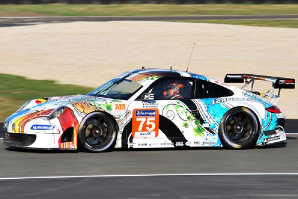 Decal Porsche 997 GT3 Prospeed #75