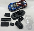 Lexan Set  Ford GT 2016Revell  Light Weight High Detail (Inlett)