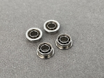 Niemas Hi Performance Ballbearings 3x6x2,5mm for 3mm Axles