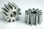 Pinion 11Z f.Ø2mm M50 Steel