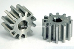 Pinion 12Z f.Ø2mm M50 Steel