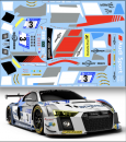 Decal Audi R8 LMS GT3 #3 Audi Sport Team PHOENIX RACING/Scherer