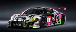 Decal Audi R8 LMS GT3 evo Team Iron Force by Ring Police #11 2020