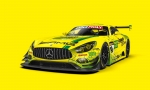 Decal Merc AMG GT3 HTP Motorsport  Mann Filter Mamba #999A Bathurst 2019