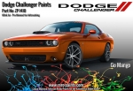 Dodge Challenger Go Mango Paint 60ml